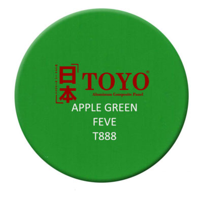 apple green feve