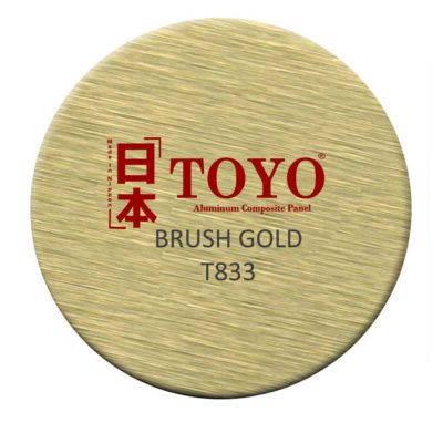 brush gold