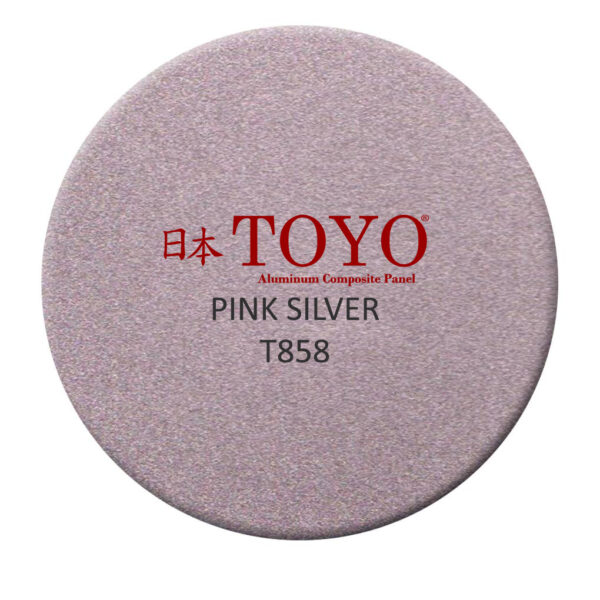 pink silver