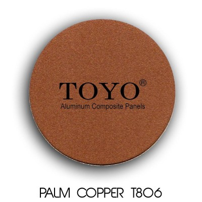 toyo t806 palm copper
