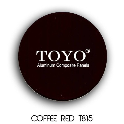 toyo t815 coffee red