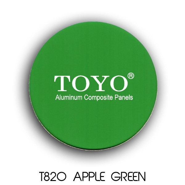 toyo t820 apple green
