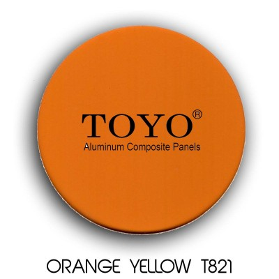 toyo t821 orange yellow