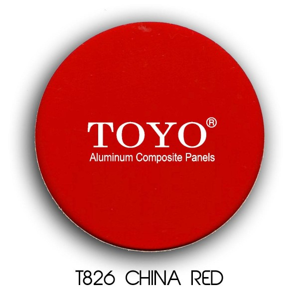 toyo t826 china red
