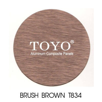 toyo t834 brush brown