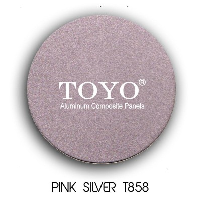 toyo t858 pink silver