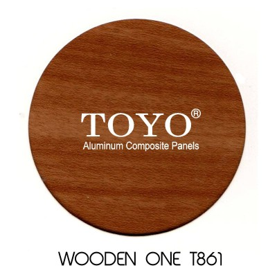 toyo t861 wooden one
