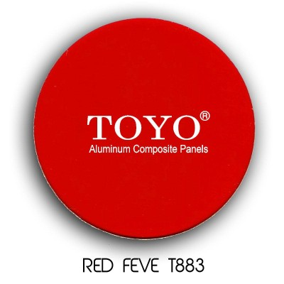 toyo t883 red feve