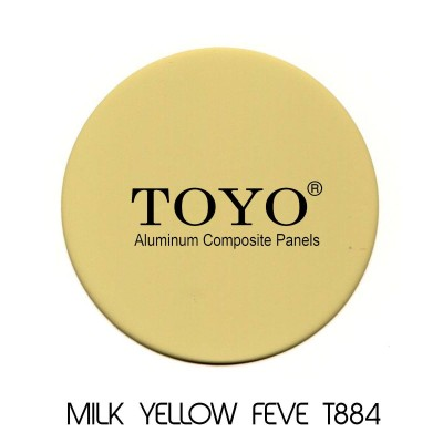 toyo t884 milk yellow feve