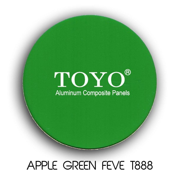 toyo t888 apple green feve