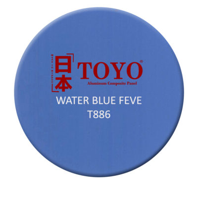 water blue feve