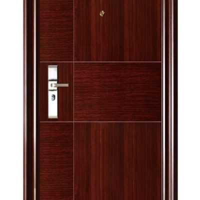 SEEYES STEEL DOORS Wooden Type B201
