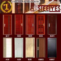 No.1 Steel Door in the country